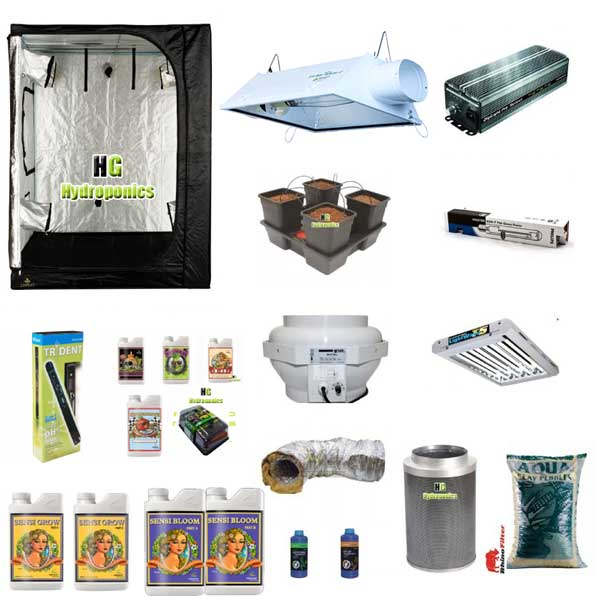 Hg Recommended grow tent Kit. What we would spend out money on!  sc 1 st  HG Hydroponics & HG Hydroponics Blog   New! Hg Recommended grow tent Kit. What we ...