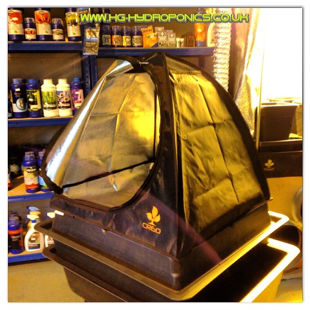 NEW Secret Jardin CR60 Cristal Dome Tent u2013 £34.99!!! & jardin | HG Hydroponics Blog