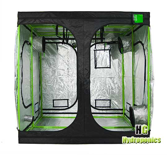 New introductory prices on the new 2014 Green Qube tents! Best Tent!  sc 1 st  HG Hydroponics & New introductory prices on the new 2014 Green Qube tents! Best ...
