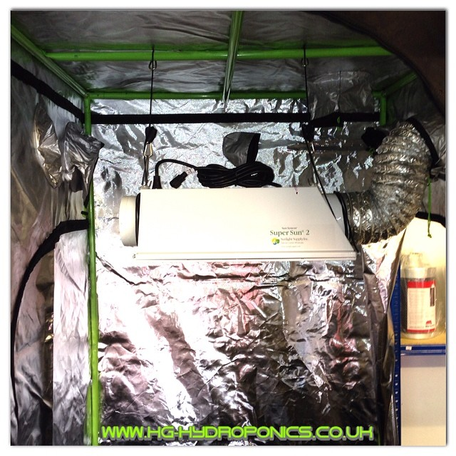 Heat problems in your grow room? Air cooled Reflectors Are the answer. & HG Hydroponics Blog | Heat problems in your grow room? Air cooled ...