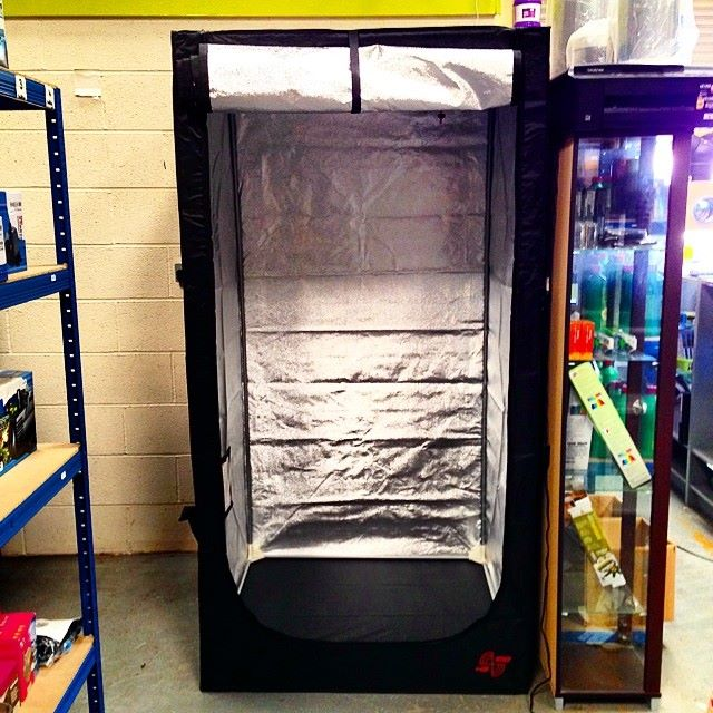 New Value line Hydro Shoot grow tents from only £44.99 at Hg Hydroponics & HG Hydroponics Blog | New Value line Hydro Shoot grow tents from ...