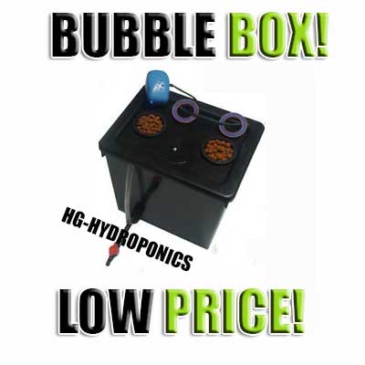 Bubble Box 2 Pot Bubbler Kit