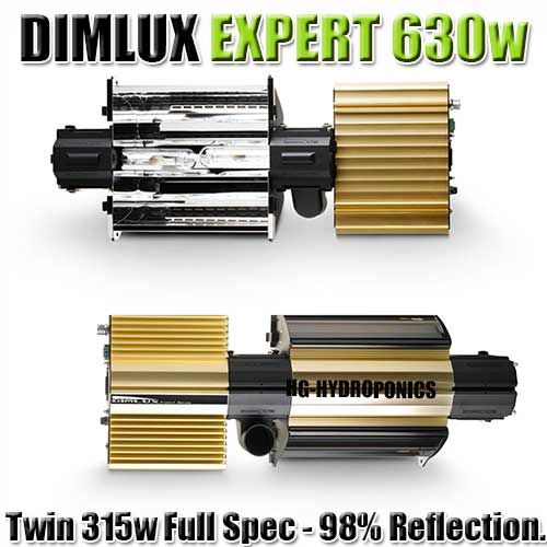 Dimlux Expert 630w Dual Full Spectrum light