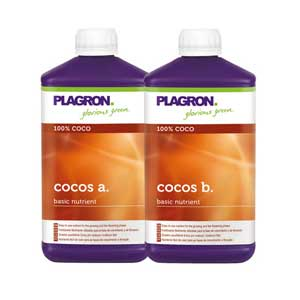 Plagron Coco Nutrient A+B 10 litre special offer.