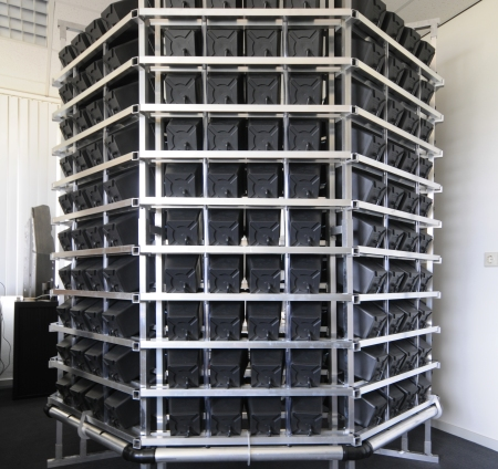 The Pi-technics Pi-Rack