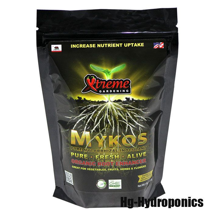 Xtreme Gardening Mykos Beneficial Microbes
