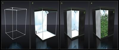 More Info & Hydro-Grow UK Blog: Bud Box Grow u0026 Dry Tent