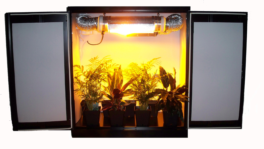 Indoor Grow Box  Hydroponics Kits – Complete Hydroponic Growing