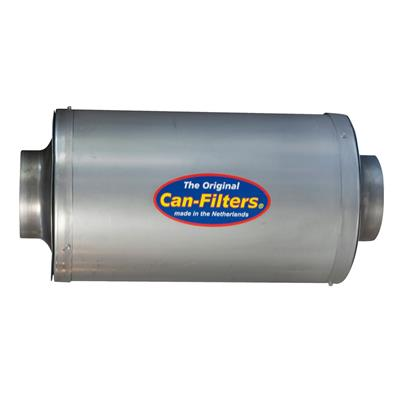 "4"" 100mm Can  Extractor  Fan Silencer"