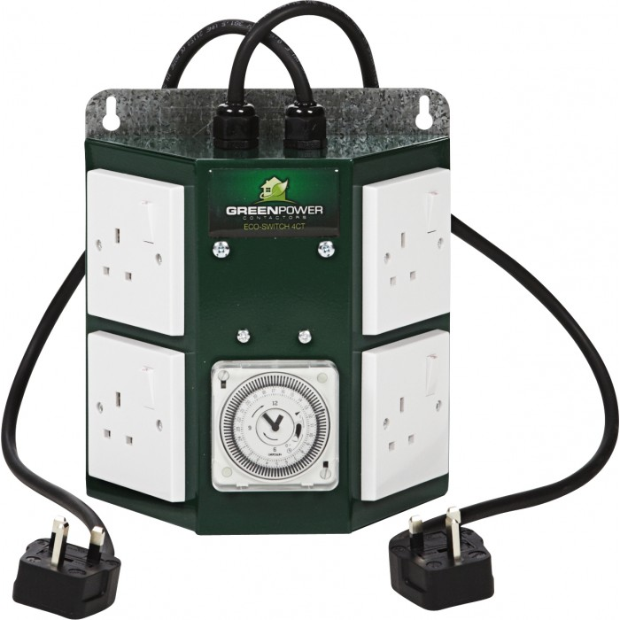 4 way GreenPower Professional Light Contactor 2000w
