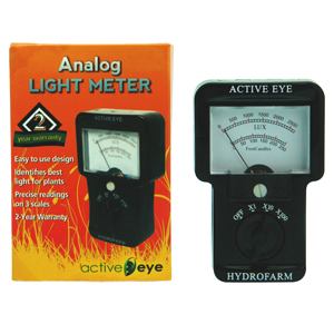 Active Eye Analogue Light Meter