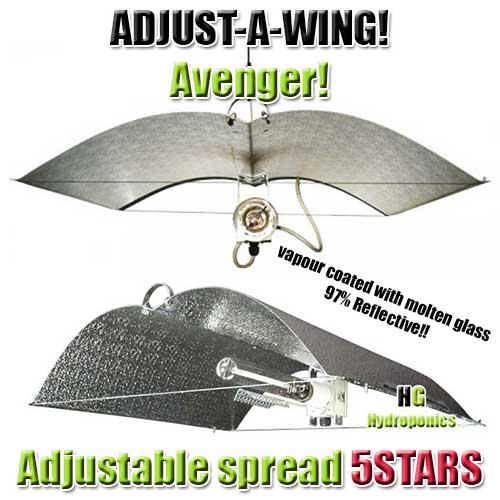 Adjust a Wing Avenger adjustable Reflector