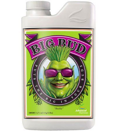 Advanced nutrients -  Big Bud