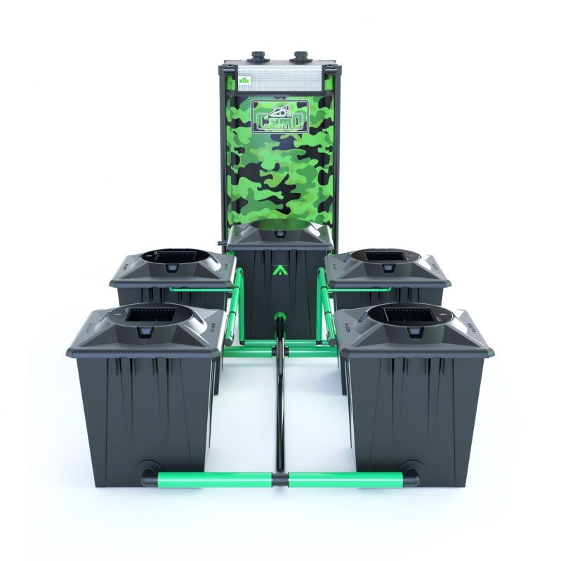 Alien Hydroponics RDWC Kits - Black Series