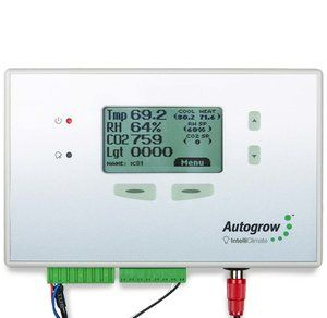 AutoGrow IntelliClimate Controller & 6 Relay Box's & Co2 sensor