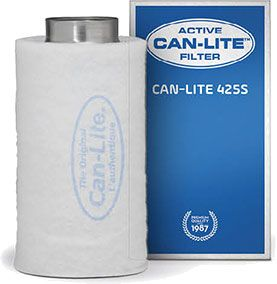 Can Lite Carbon Filter 425 - 150mm 6""