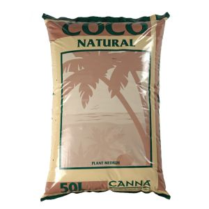 Canna Coco Natural Growing medium 50l