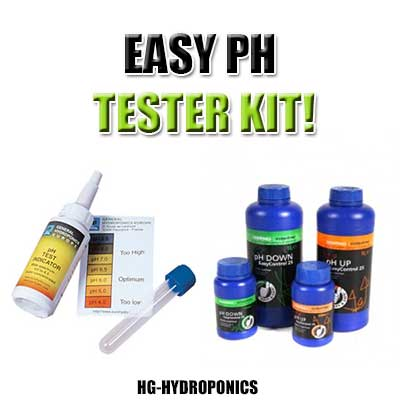 EASY PH test & Control Kit