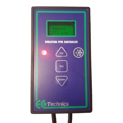 Ecotechnics Evolution CO2 PPM Controller + Doser