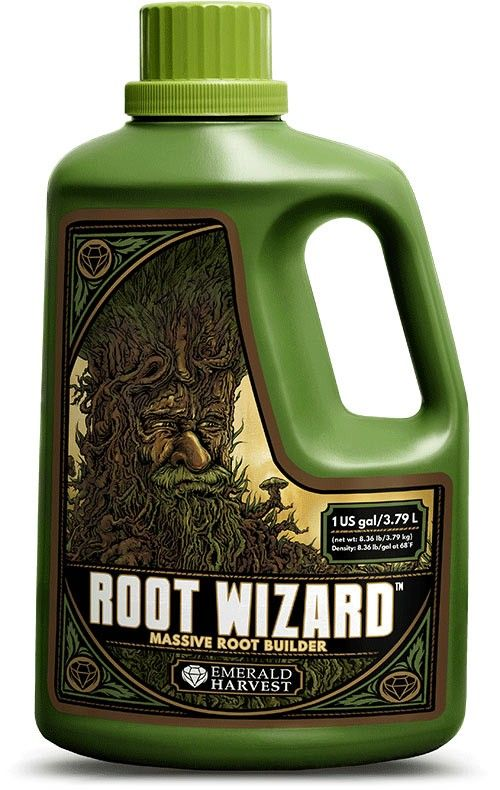 Emerald Harvest - Root Wizard