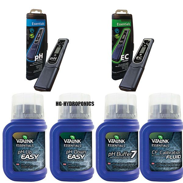 Essentials Digital Nutrient & Ph Management Kit