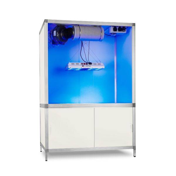 G-tools Bonanza  Grow Cabinet - 560w LED