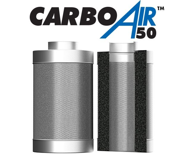 G.A.S CarboAir 50 Carbon Filter 125x330 480 M/3