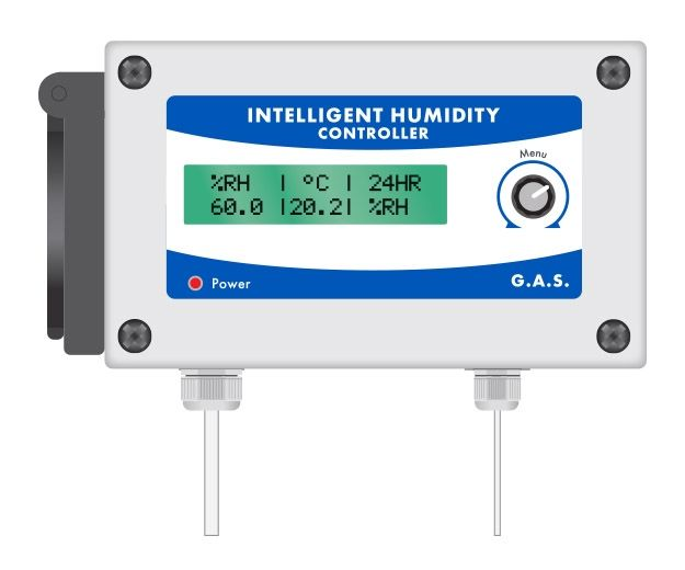 G.A.S Intelligent Humidity Controller