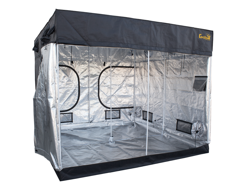 Gorilla LITE Grow tent 8x8ft 240 x 240cm