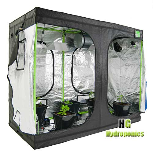Green Qube Grow Tent GQ 1530