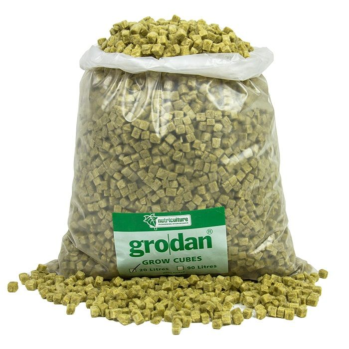 Grodan Rockwool Mini Grow Cubes