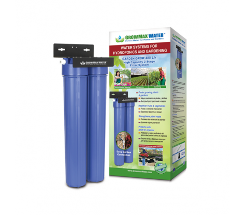 Grow Max Water Filter - Grow Filter 480lph