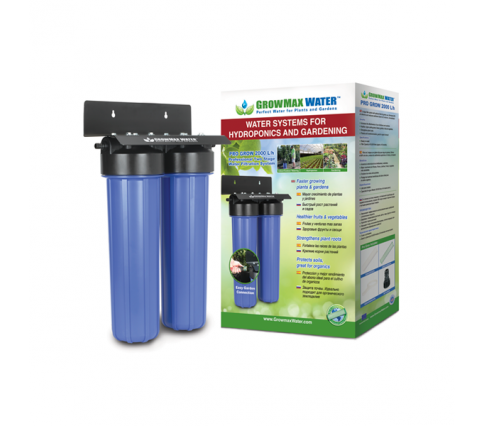 Grow Max Water Filter - Pro Grow Filter 2000lph