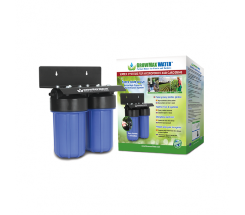 Grow Max Water Filter - Super Grow Filter 800lph