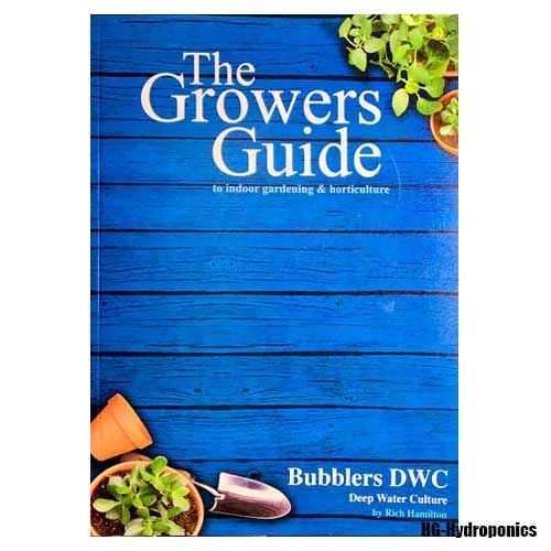 Growers Guide For Hydroponics Book Dwc By Richard Hamilton