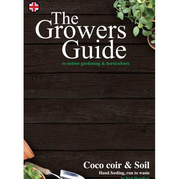 Growers Guide For Soil & Coco Book By Richard Hamilton