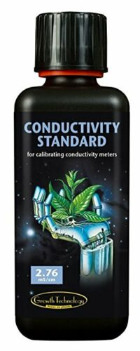 Growth Technology Conductivity standard calibration fluid