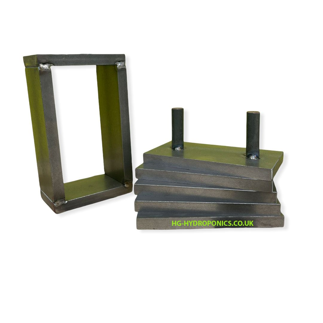 HG Heavy Duty Mould Press Plates