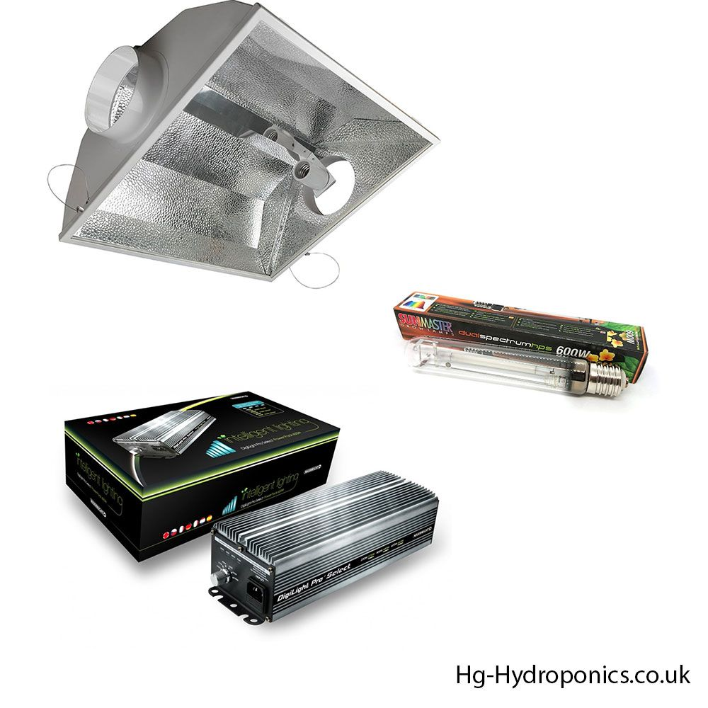 Maxi bright Goldstar Air Cooled Hps Digital Light Kit