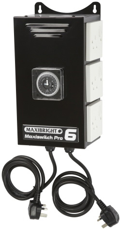 Maxibright MaxiSwitch Pro 6 way Contactor