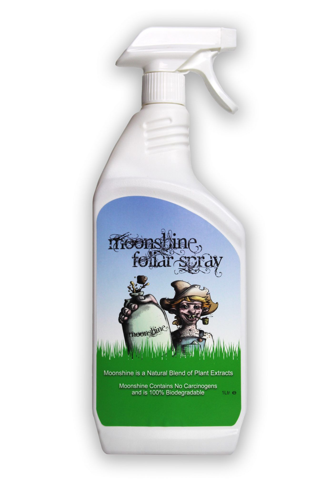 Moonshine Nutrient Enhancer - Foliar spray