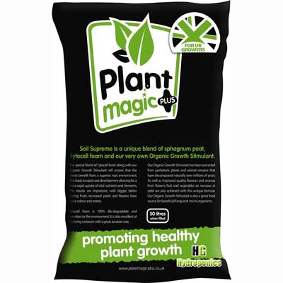 Plant Magic soil supreme 50 Litre