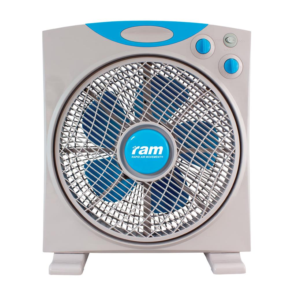 RAM 300mm Eco floor Fan 12""