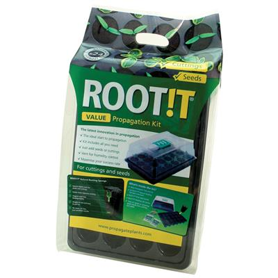Rootit Value Sponge Propagator  kit
