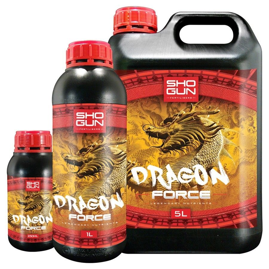 Shogun Nutrients - Dragon Force