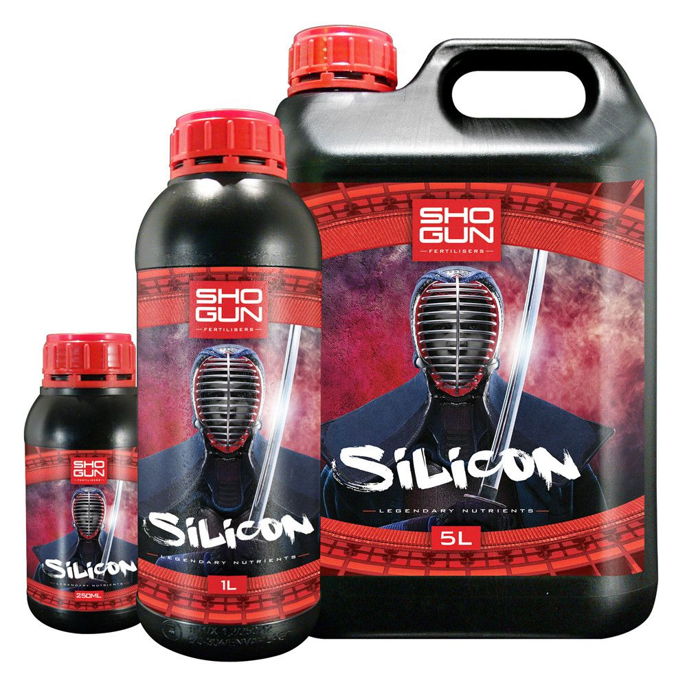 Shogun Nutrients - Silicon