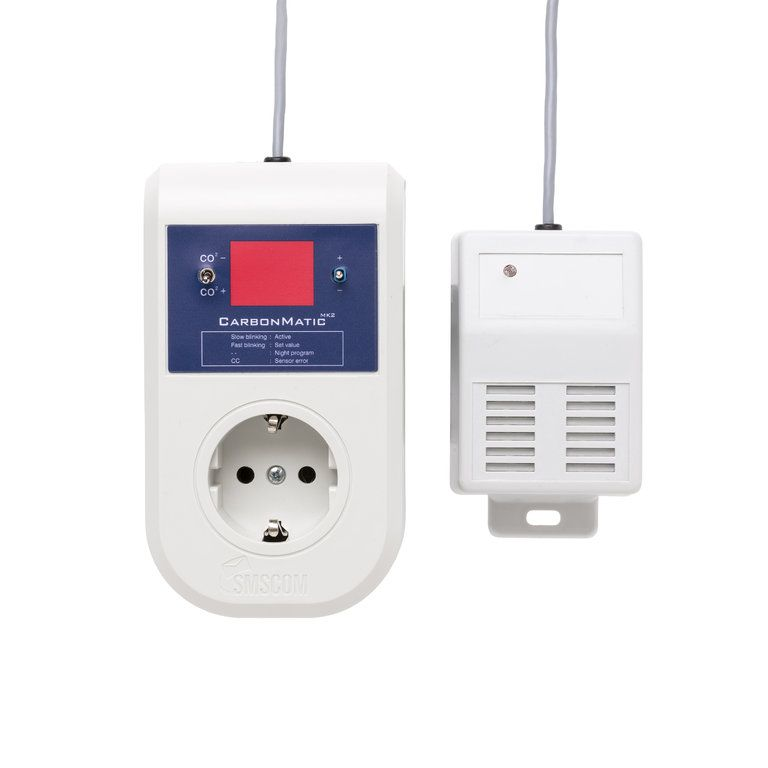 Smscom Carbon Matic Mk2 - Co2 analyser