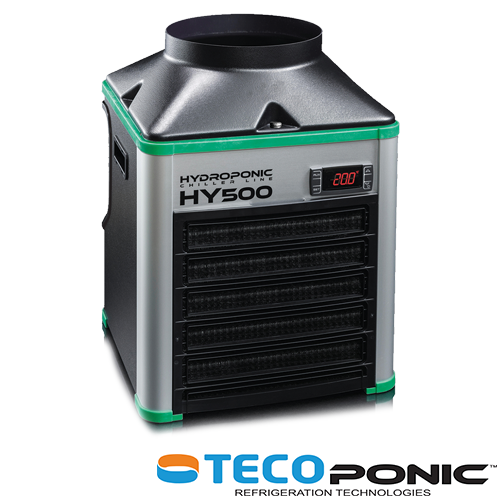 Tecoponic Hydroponic water Chiller - HY500