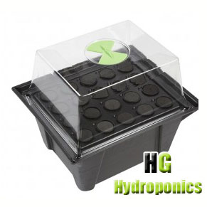 Mini Stealth Grow Cabinet Complete Beginner Kit